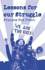 Lessons for our struggle cover image