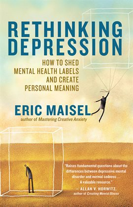 Cover image for Rethinking Depression