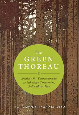 The Green Thoreau Book Cover