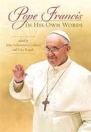 Pope Francis in his own words cover image