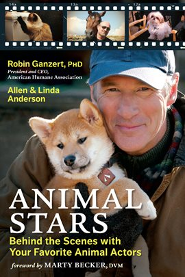 Cover image for Animal Stars