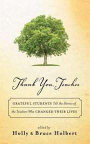 Thank You, Teacher