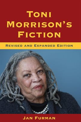 "Cover of ""Toni Morrison's Fiction"""