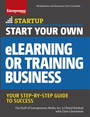 Start your Own E-learning or Training Business