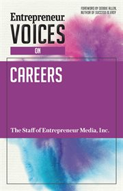 Entrepreneur voices on careers cover image
