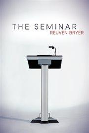 The seminar cover image