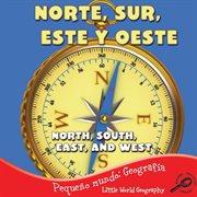 Norte, sur, este y oeste
