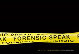 Cover image for Forensic Speak