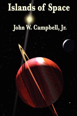 Cover image for Islands of Space