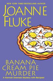 Banana cream pie murder cover image