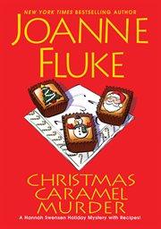 Christmas caramel murder cover image