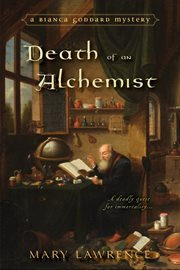 Death of an alchemist cover image