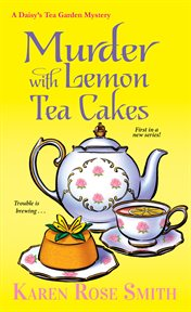 Murder with lemon tea cakes cover image