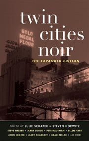 Twin Cities noir cover image