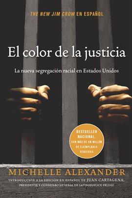 Cover image for El color de la justicia