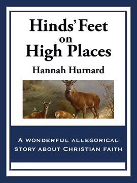 Cover image for Hinds' Feet on High Places