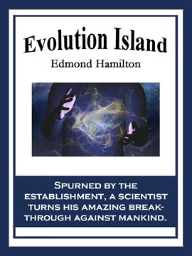 Cover image for Evolution Island