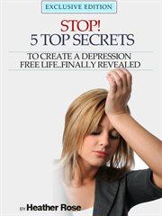 Depression Help: Stop!