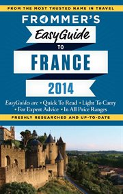 Frommer's Easyguide to France