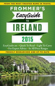Frommer's easyguide to Ireland cover image