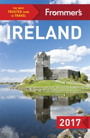 Frommer's Ireland 2017 cover image
