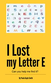 I lost my letter e cover image