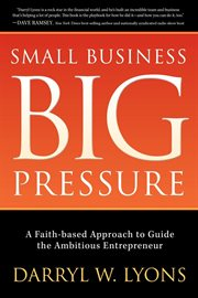 Small business big pressure cover image