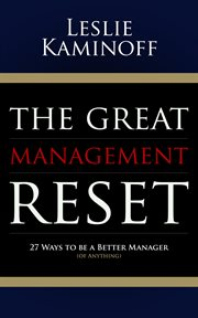 The Great Management Reset