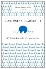 Blue Ocean Leadership cover image
