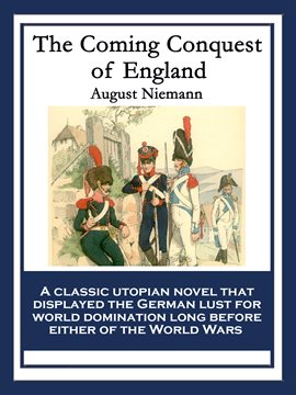 Cover image for The Coming Conquest of England