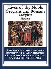 Lives of the noble grecians and romans cover image