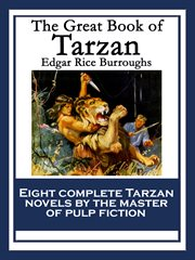 The great book of tarzan cover image