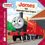 James the splendid red engine cover image