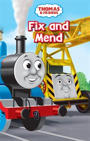Fix and mend cover image