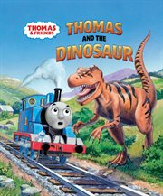 Thomas and the dinosaur cover image