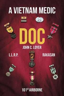 """Cover image for """"Doc"""" A Vietnam Medic"""