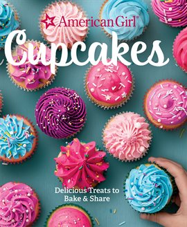Cover image for American Girl Cupcakes