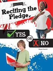 Reciting the Pledge, Yes or No