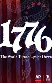 1776: the world turned upside down: the complete season 1. Books #1.1-1.13 cover image
