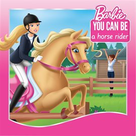 Cover image for You Can Be a Horse Rider