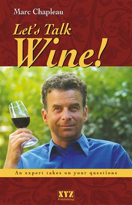Cover image for Let's Talk Wine!