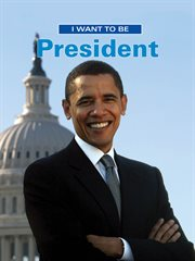 I want to be president cover image