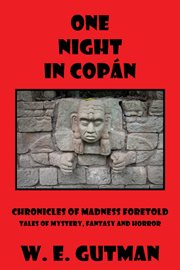 One night in Copán : chronicles of madness foretold, tales of mystery, fantasy and horror cover image