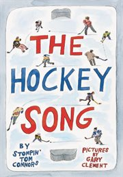 The hockey song cover image