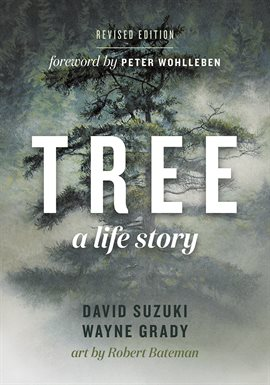 Tree: A Life Story Book Cover