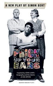 Prick Up Your Ears cover image