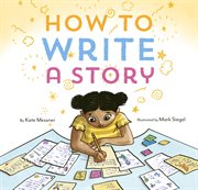 How to write a story cover image