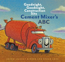 Cover image for Cement Mixer's ABC