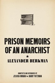 Prison memoirs of an anarchist cover image