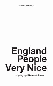 England people very nice cover image